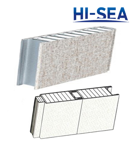 Marine Composite Aluminum Honeycomb Panel