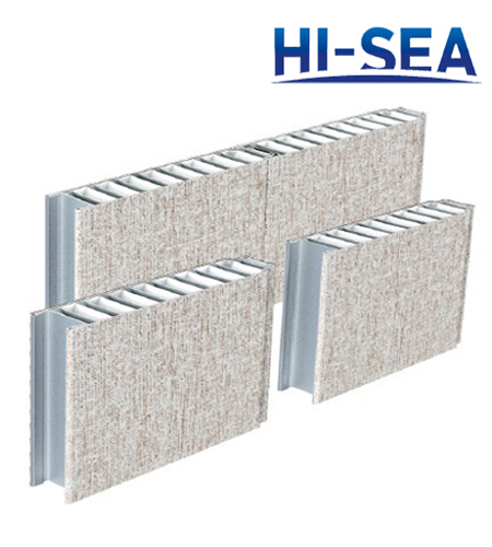 Marine Composite Aluminum Honeycomb Wall Panel