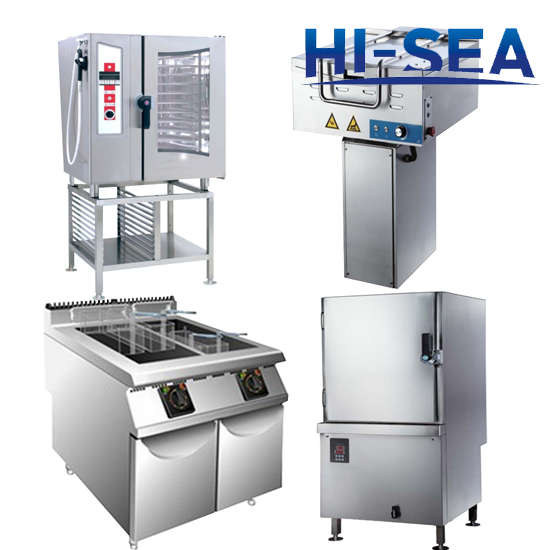 Marine Cooking Equipment