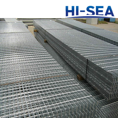 Marine Deck Steel Grating