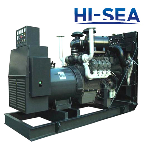 Marine Deutz Diesel Generating Set