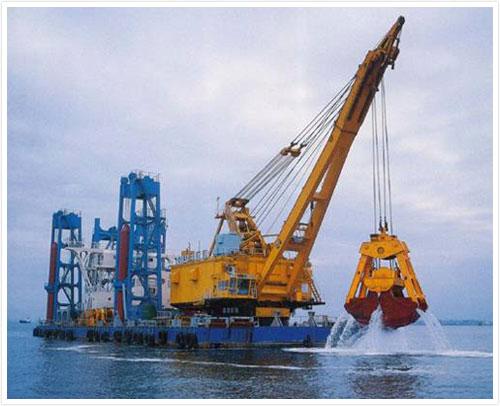 Marine-dredge-grab