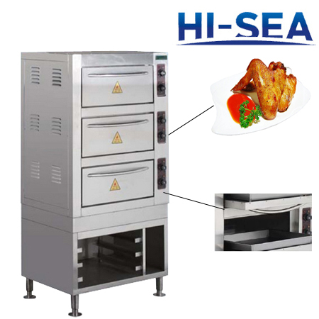 Marine Electric Baking Oven