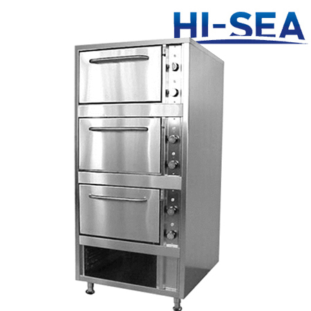 Marine Electric Deck Oven Supplier China Marine Cooking