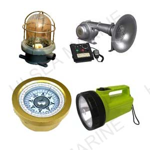 Marine Electric Equipment