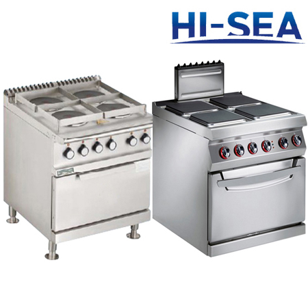 Marine Electric Range