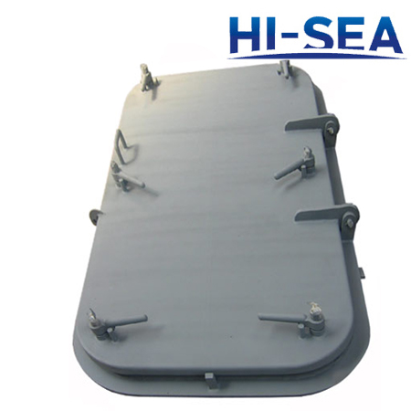 Marine Flush Watertight Door