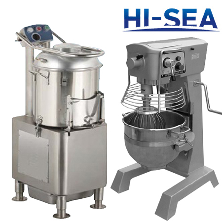 Marine Galley Preparation Equipment