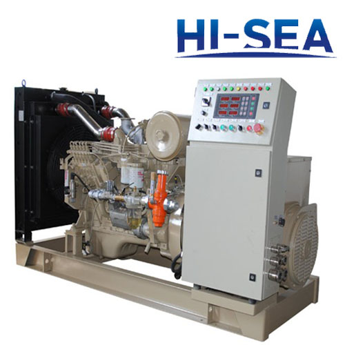Marine Diesel Generating Set