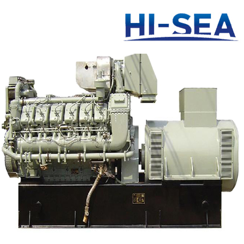Marine HND-MWM Generating Set