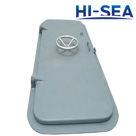 Marine Hand Wheel Watertight Door