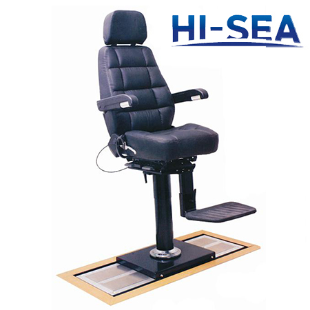 Marine Helmsman Chair