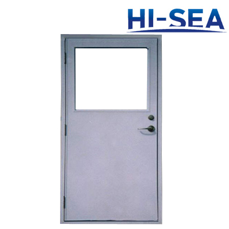 Marine Hollow Cabin Door