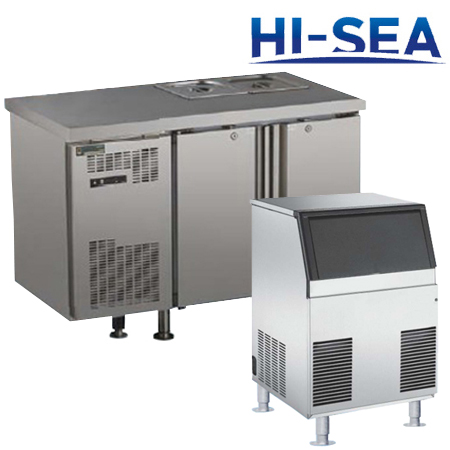 Marine Kitchen Refrigeration Equipment