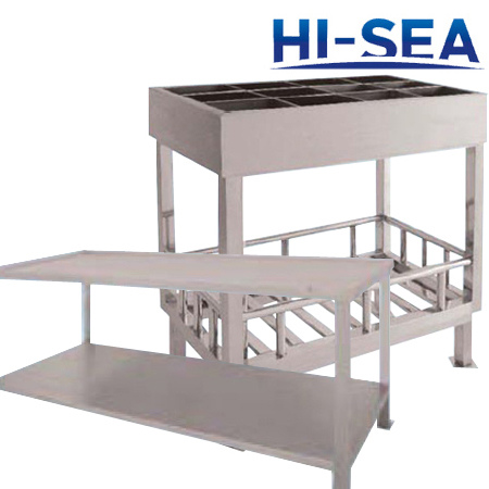 Marine Kitchen Stainless Steel Furniture