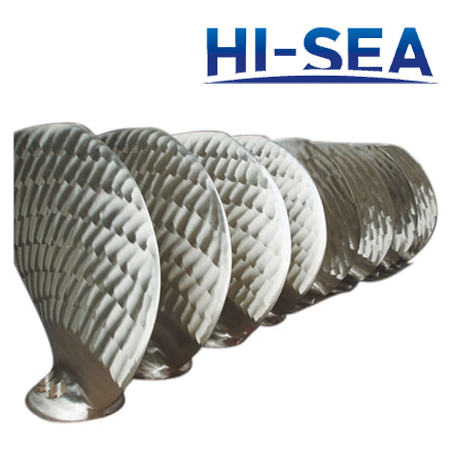 Marine Main Propulsion Propeller Blade D=2650mm