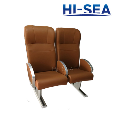 Marine Passenger Seats with Aluminum Alloy Rail
