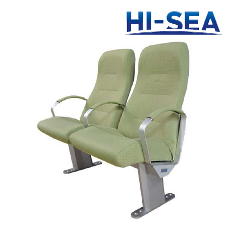 Marine Passenger Seats with Aluminum Alloy Beam