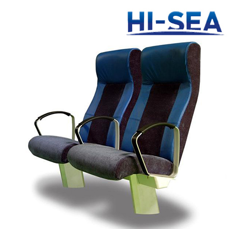 Marine Passenger Seats with Beam