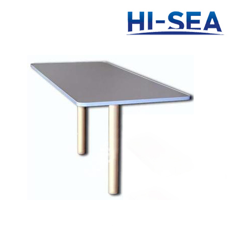 Marine Stainless Steel Mess Table