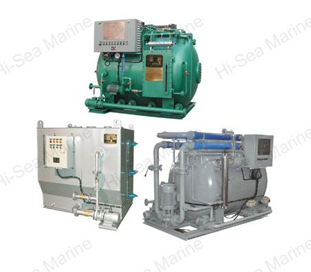 Marine Sewage Treatment Equipment Factory