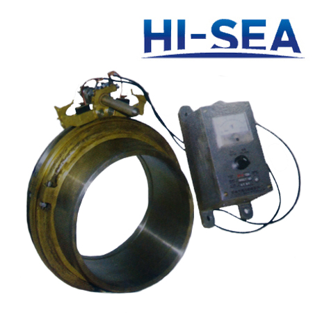 Marine Shaft Grounding Device