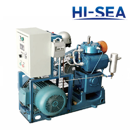 Marine Single-row Medium Pressure Water-cooled Air Compressor