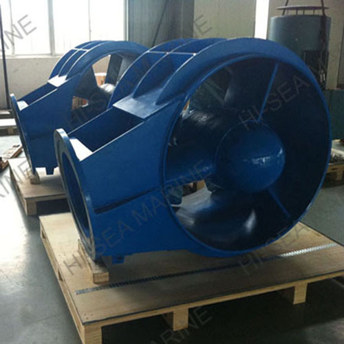 Small Bow Thruster