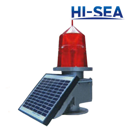 Marine Solar Navigation Light
