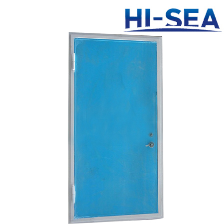 Marine Soundproof Aluminum Door