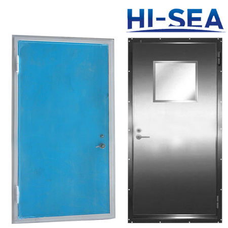 Marine Soundproof Door