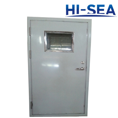 Marine Soundproof and Gastight Steel Door
