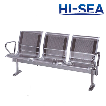 Marine Stainless Steel Outdoor Seats