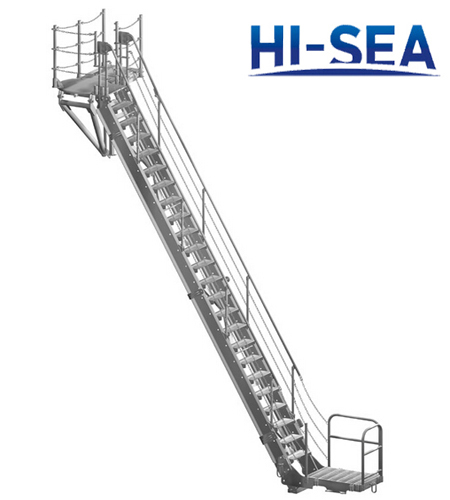 Marine Steel Accommodation Ladder