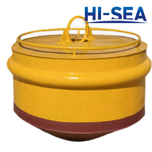 Marine Steel Floating Mooring Buoy