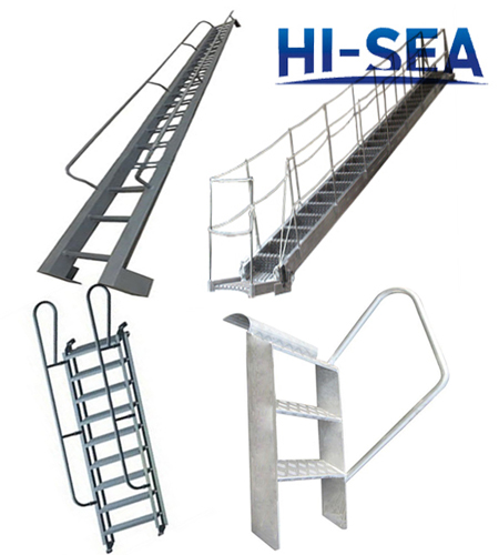 Marine Steel Ladder