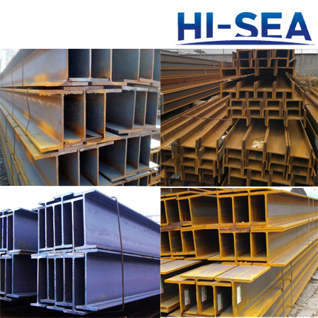 Steel Sections for Shipbuilding