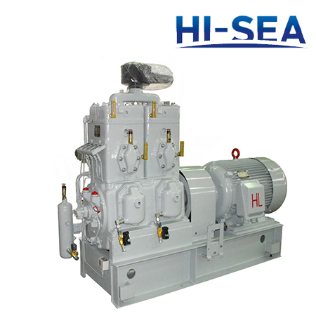Marine Two-stage Compression Water-cooled Air Compressor