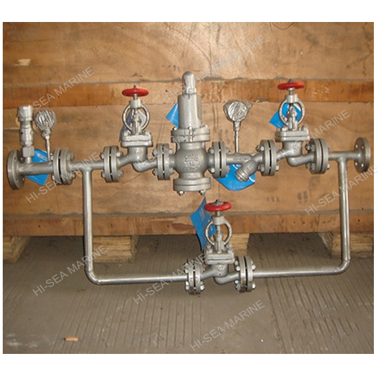 Marine Valve Group