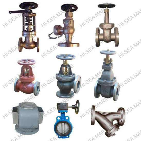 Marine Bronze Emergency Shut-Off Valve JIS F7399