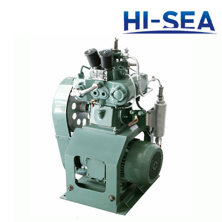 Marine Vertical High Pressure Water-cooled Air Compressor