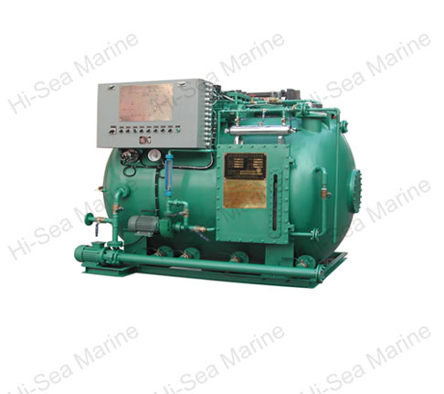 SWCM Marine Waste Water Treater