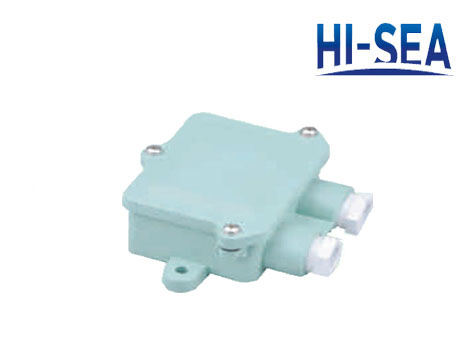 Marine Water-tight Junction Box and Switch
