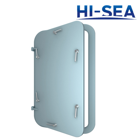 Marine Weathertight Single-Leaf Steel Door
