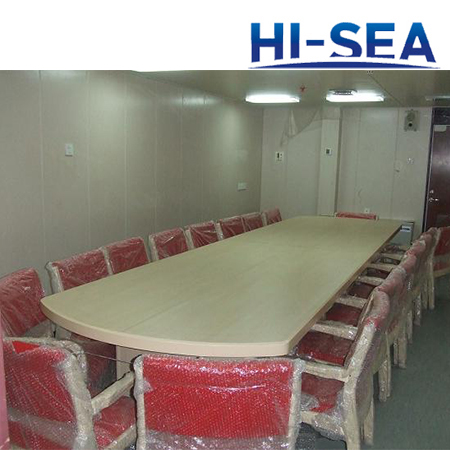 Marine Wood Conference Table