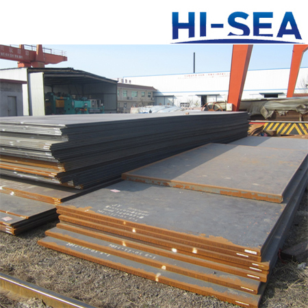 Marine Z-Direction Steel Plate