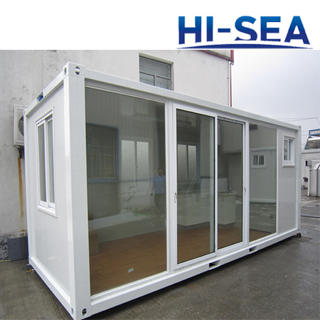 Modular Demountable Container House
