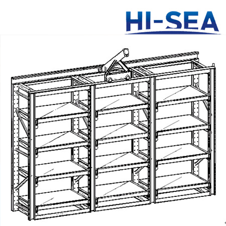 Warehouse design and layout racking warehouse free for Warehouse racking layout software free