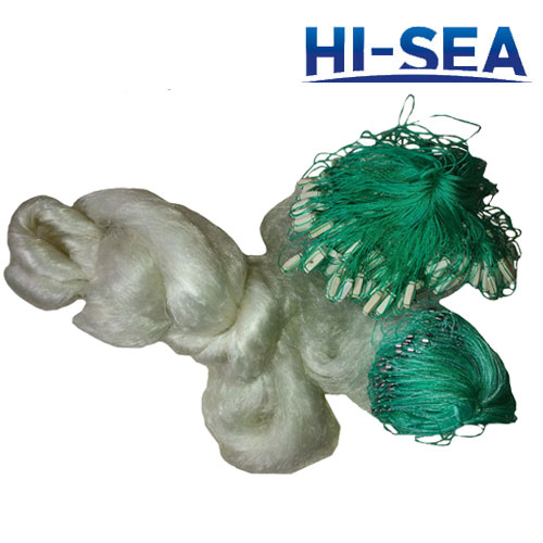 Monolayer Structure Fishing Net