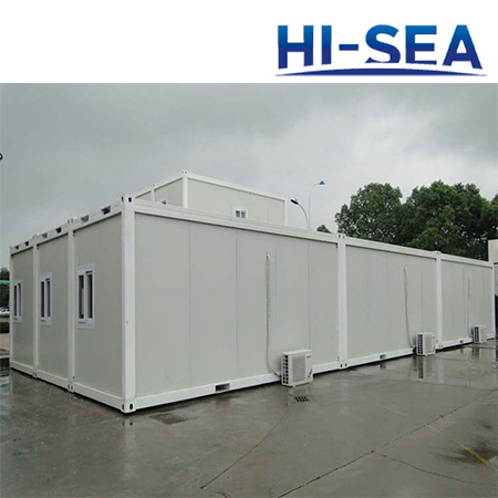 Movable Mobile Container House